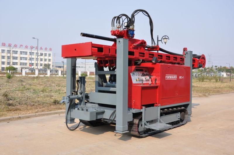 HD1800 diamond drill rig - Hard Rig Machinery